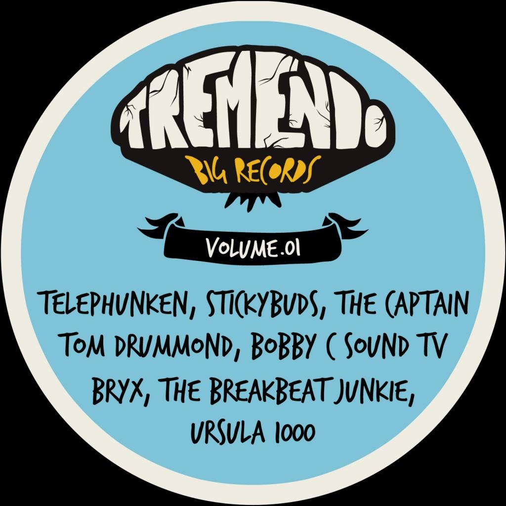 Telephunken - Tremendo Launch Party Promo Mix [2011]
