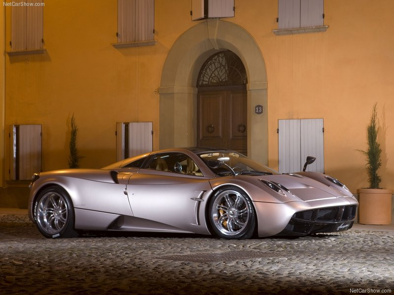 Pagani Huayra 2012 800x600 wallpaper