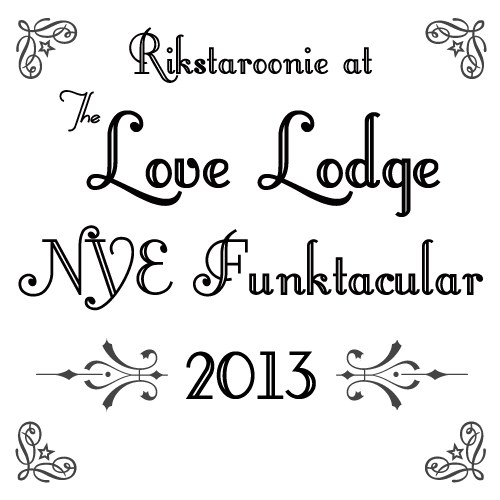 Rikstaroonie at The LLNYE Funktacular 2013
