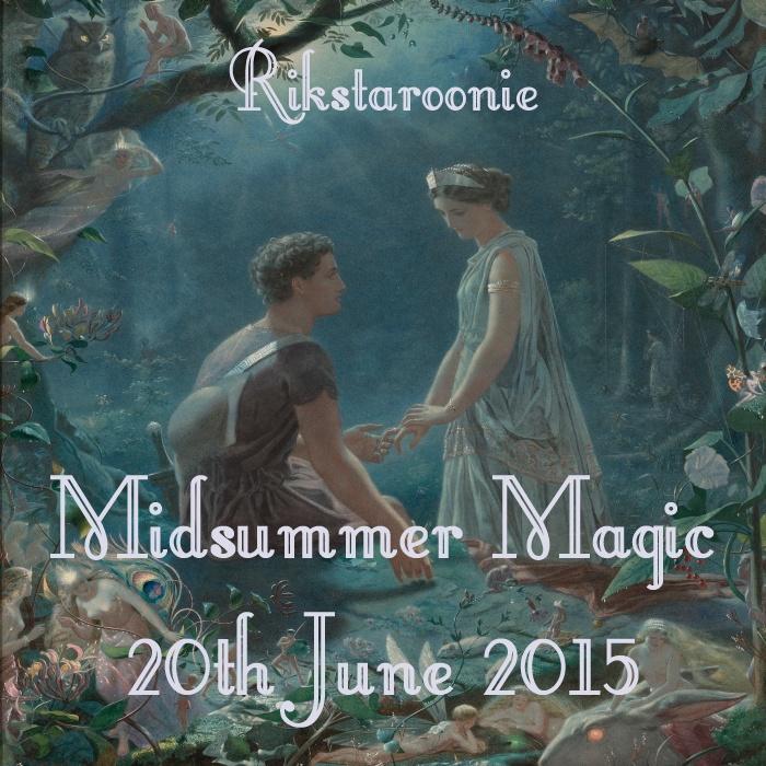 Midsummer Magic Promo mix cover