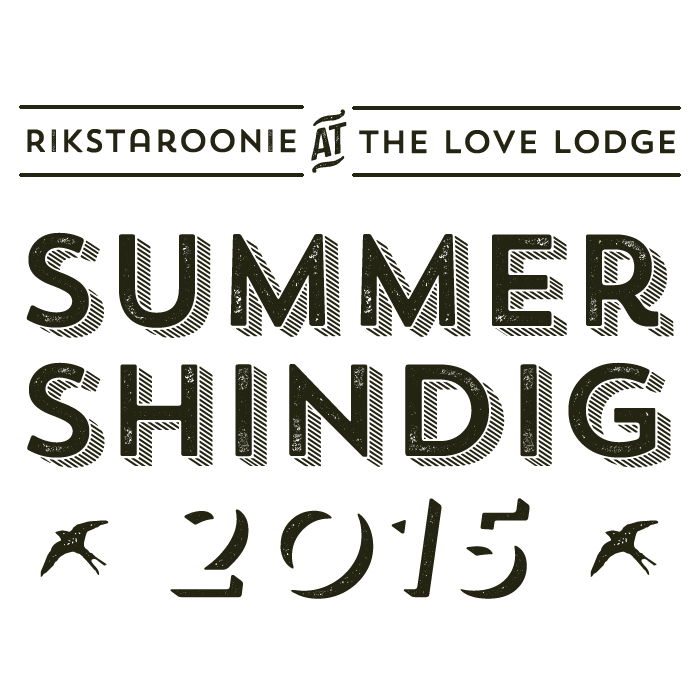 Rikstaroonie - Love Lodge Summer Shindig 2015 cover