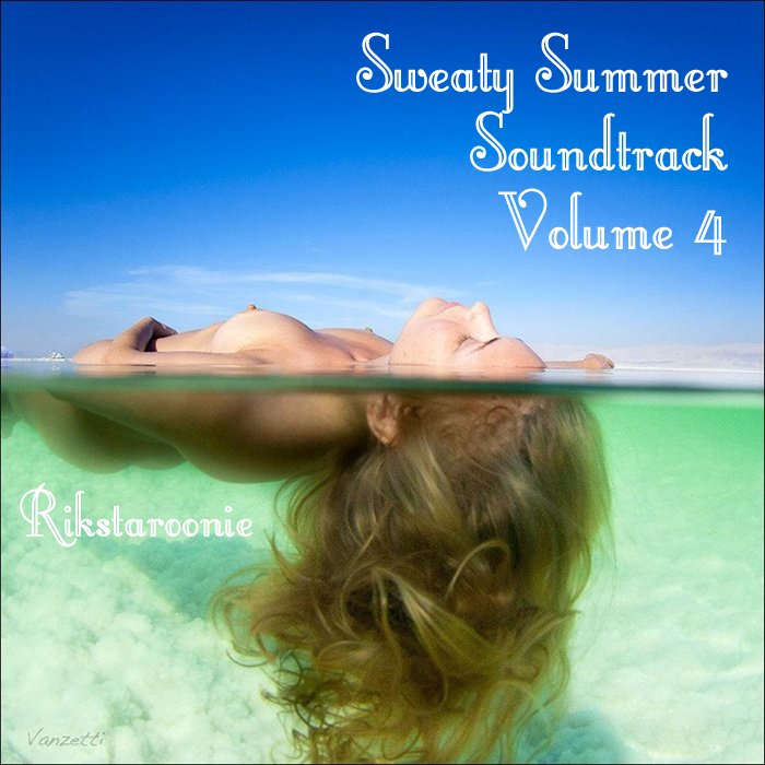 Rikstaroonie - Sweaty Summer Soundtrack Vol.4 cover