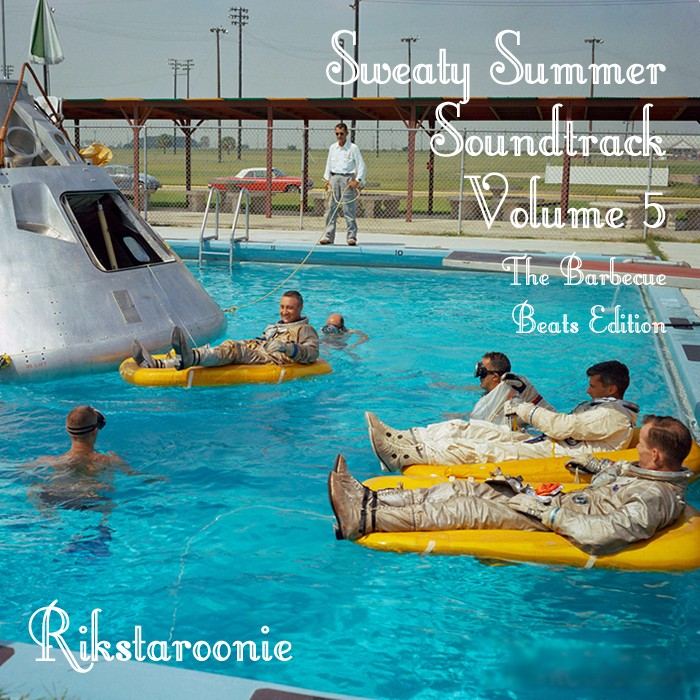 Rikstaroonie - Sweaty Summer Soundtrack Vol.5 cover