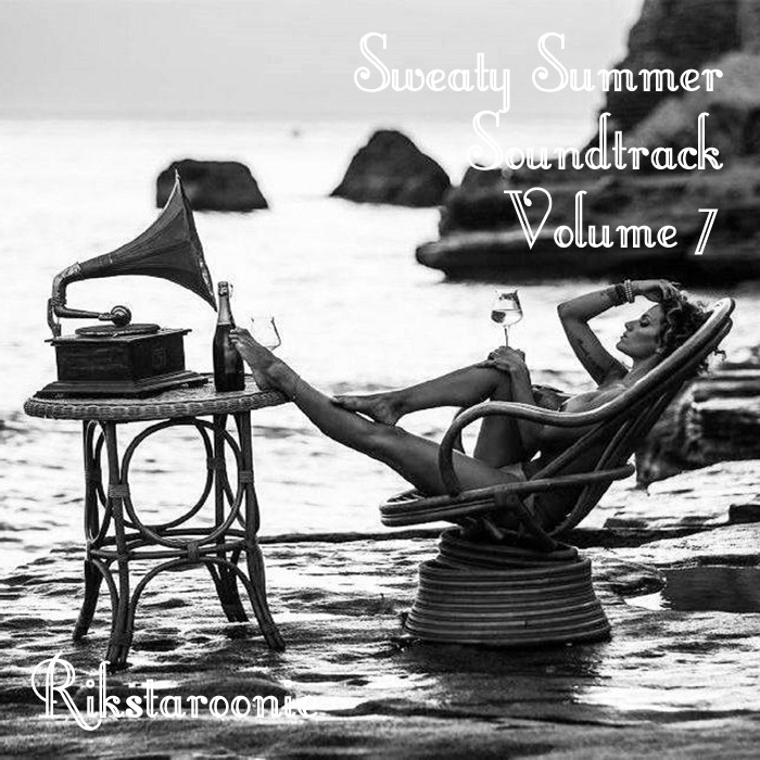Rikstaroonie - Sweaty Summer Soundtrack Vol.7 cover