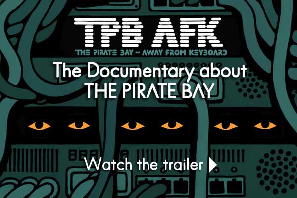 The Pirate Bay - Away From Keyboard