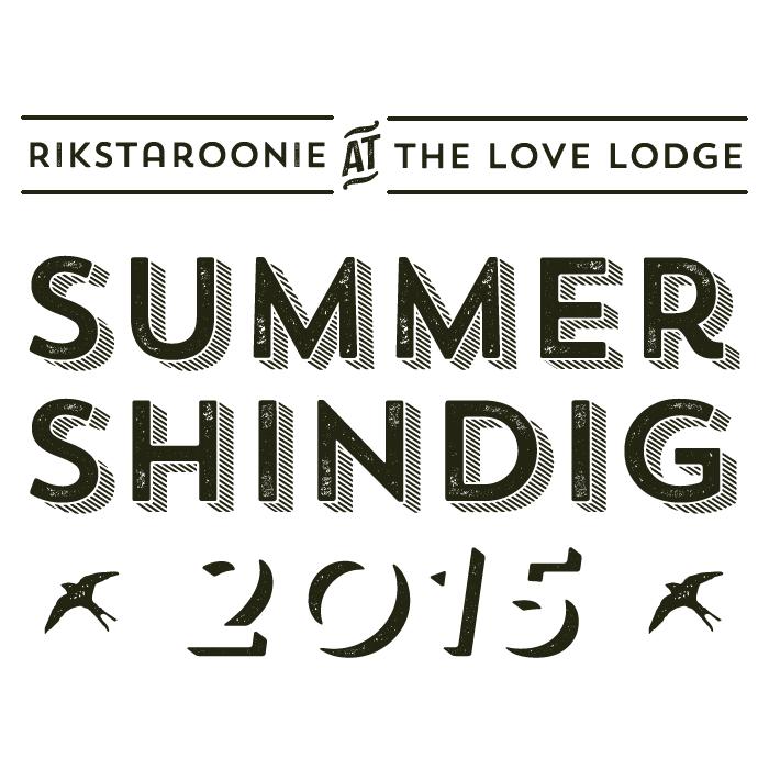 Rikstaroonie - Love Lodge Summer Shindig 2015 cover