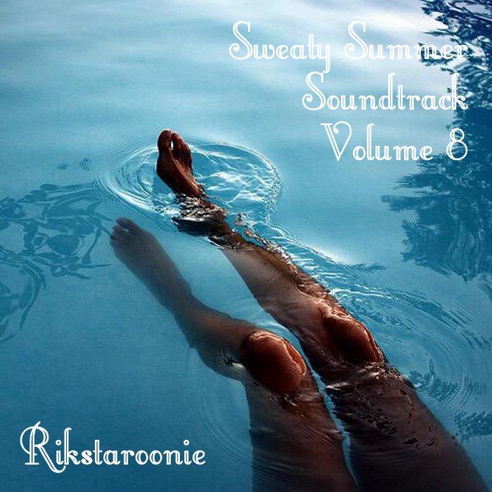 Rikstaroonie - Sweaty Summer Soundtrack Vol.8 cover