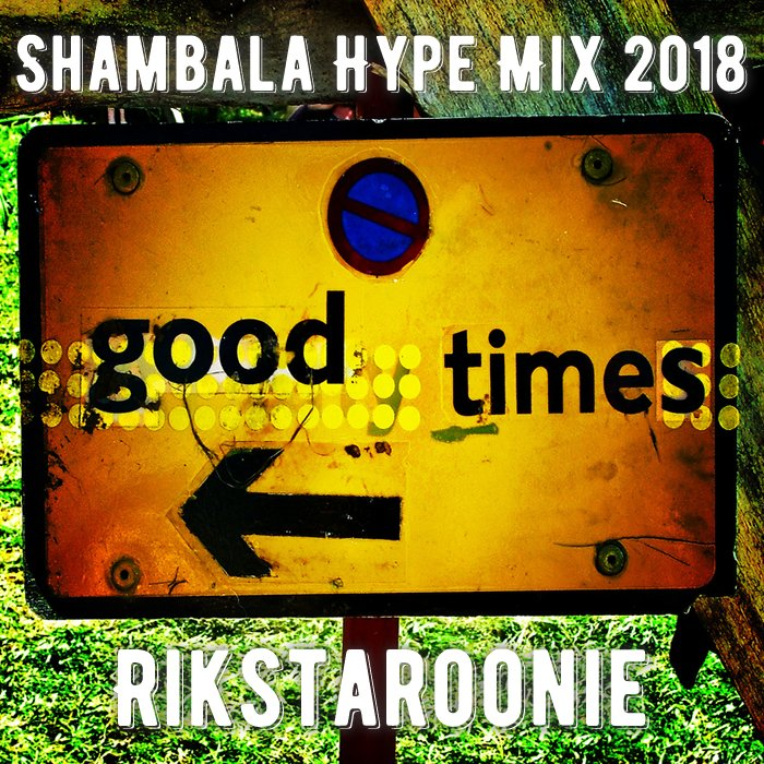 Shambala Hype Mix 2018 cover